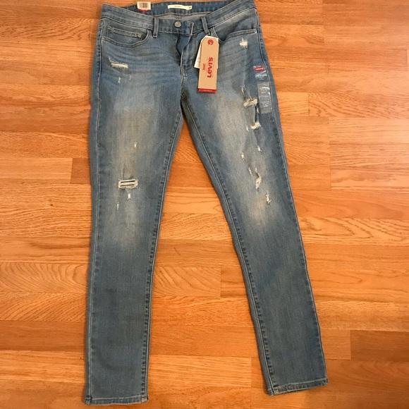 ce9b74371a0 Levi's Jeans | Women Levis 711 Skinny 3030 10 Regular | Poshmark
